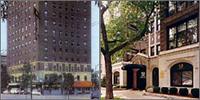 Lincoln Park Area, Chicago, Illinois, Hotels