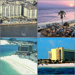 Clearwater Beach, Florida, Hotels Motels Resorts