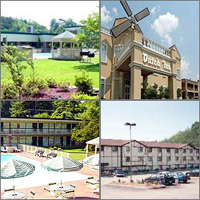 Martinsville, Collinsville, Virginia, Hotels Motels