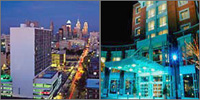 Penn University, Philadelphia, Pennsylvania, Hotels