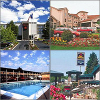 Salem, Oregon, Hotels Motels