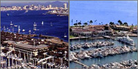 Shelter Island, San Diego, California, Hotels Motels Resorts
