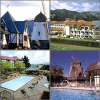 Solvang, California, Hotels Motels Resorts