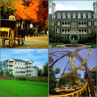 Williamsburg, Virginia, Hotels Motels Resorts