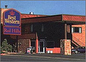 Best Western Red Hills Kanab