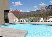 Cedars Resort, Sedona, Arizona Reservation