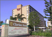 Clarion Anaheim Resort, Disneyland, Anaheim, California Reservation