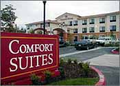 Comfort Suites Lake Forest