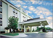 Hampton Inn Northeast Castleto