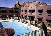holiday inn express sedona sedona az. Black Bedroom Furniture Sets. Home Design Ideas