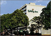 Holiday Inn Yale (now Courtyard by Marriott), New Haven, Connecticut Reservation