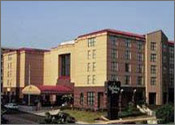 Holiday Inn Select Decatur Conference Plaza