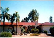 La Paz In Desert Springs Bed and Breakfast