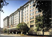 Monarch Hotel (now The Fairmont Washington), Washington, DC, Foggy Bottom Reservation