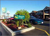 Quality Hotel Airport South, Richmond, British Columbia Reservation