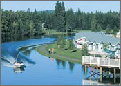 Rivers Edge Resort and Cottage, Fairbanks, Alaska Reservation