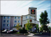 Sleep Inn Portland East, East Portland, Oregon Reservation