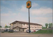 Super 8 Motel Bismarck