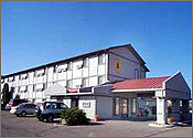 Super 8 Motel Idaho Falls