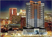 Wyndham Skyline Tower, Atlantic City, New Jersey Reservation