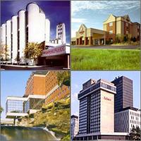 Akron, Ohio, Hotels Motels