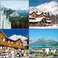 Banff, Alberta, Hotels Motels Resorts