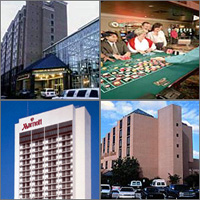 Baton Rouge, Port Allen, Louisiana, Hotels Casinos Motels