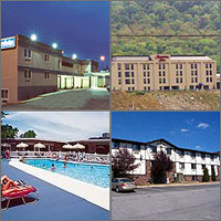 Bedford, Pennsylvania, Hotels Motels