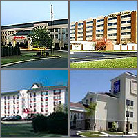 Bensalem, Pennsylvania, Hotels Motels