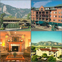 Boulder, Colorado, Hotels Motels
