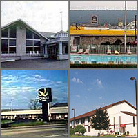 Breezewood, Pennsylvania, Hotels Motels