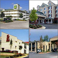 Buford, Suwanee, Georgia, Hotels Motels