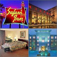 Burbank, California, Hotels Motels