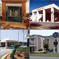 Burlington, North Carolina, Hotels Motels