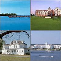 Cambridge, Maryland, Hotels Motels