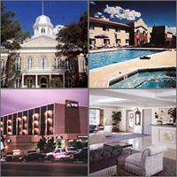 Carson City, Nevada, Hotels Motels Casinos