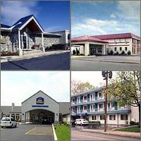 Chambersburg, Pennsylvania, Hotels Motels