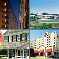 Charlottesville, Virginia, Hotels Motels