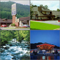 Cherokee, North Carolina, Hotels Motels Resorts
