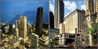 Magnificent Mile, Chicago, Illinois, Hotels