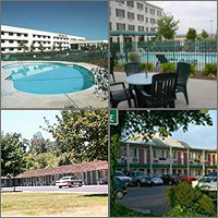 Chico, California, Hotels Motels