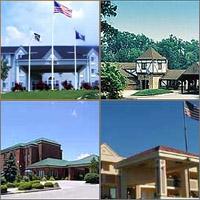 Christiansburg, Blacksburg, Dublin, Radford, Virginia, Hotels Motels