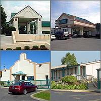 Clarion, Pennsylvania, Hotels Motels
