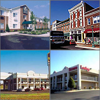 Clarksville, Tennessee, Hotels Motels
