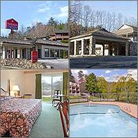 Clayton, Dillard, Georgia, Hotels Motels
