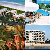 Cocoa Beach, Cape Canaveral, Florida, Hotels Motels Resorts
