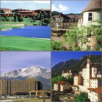 Colorado Springs, Colorado, Hotels Motels Resorts