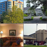 Columbia, Catonsville, Ellicott City, Maryland, Hotels Motels