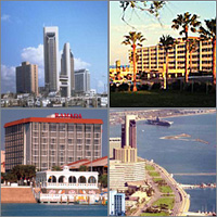 Corpus Christi, Texas, Hotels Motels Resorts