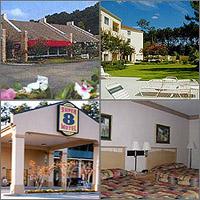 Covington, Louisiana, Hotels Motels